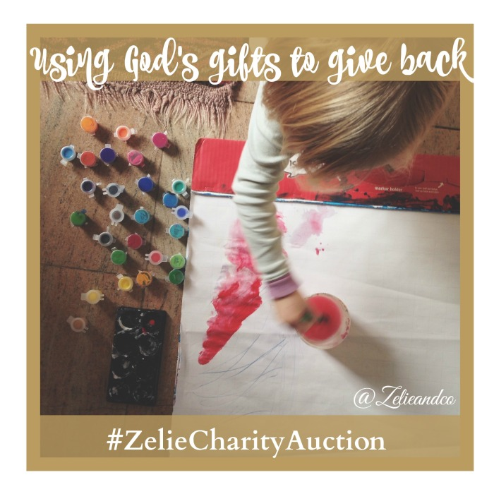 ZelieCharityAuction Logo
