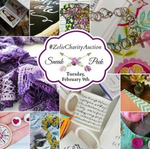 ZelieCharityAuctionSneakPeek